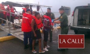 Federales y Policía interceptan esta semana 4 yolas con 126 indocumentados