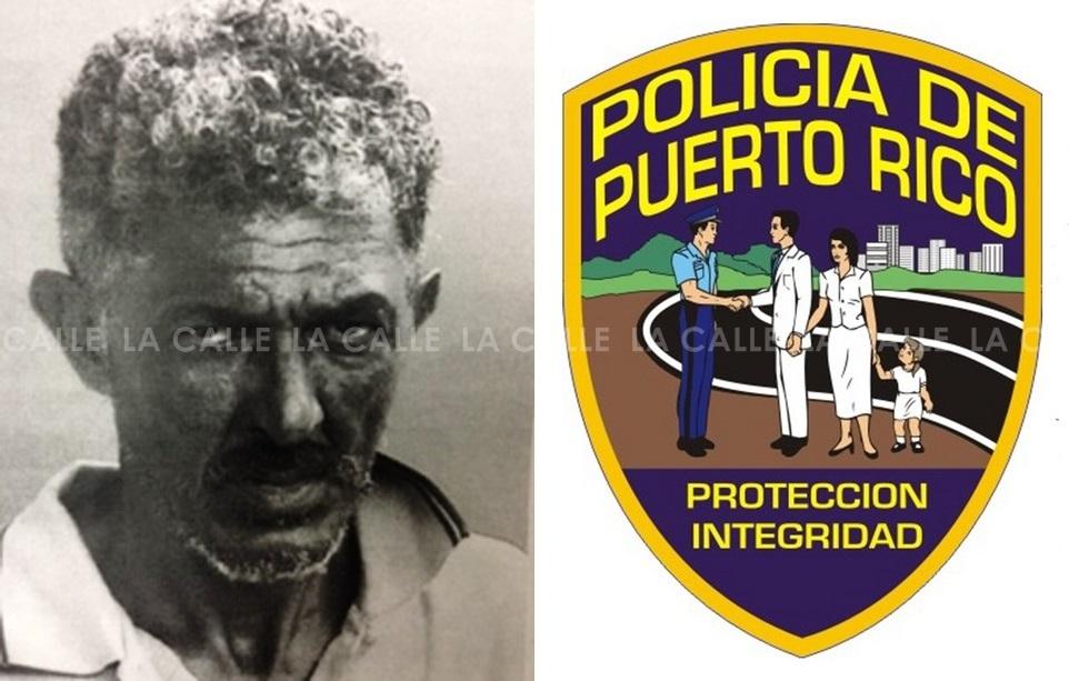 Foto de la ficha de Jaime O. Soto Torres (Suministrada Policía).