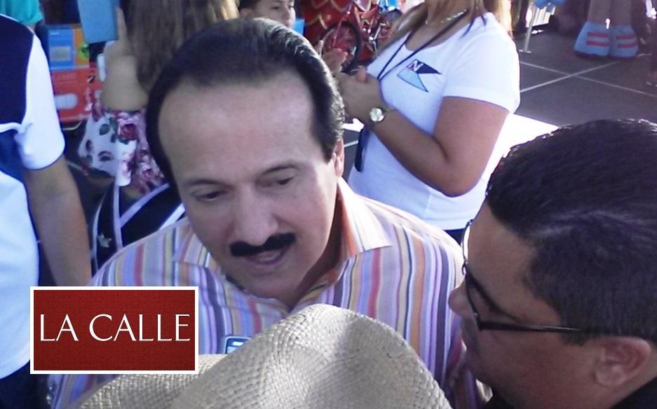 El alcalde José Guillermo Rodríguez aseguró que su toma de posesión será sencilla (Foto LA CALLE Digital).