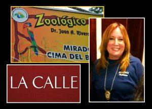 """Susan Soltero destapa """"olla de grillos"""" en el Zoológico de Mayagüez"""