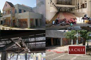 Contralora cuestiona vicios de construcción en Centro de Bellas Artes de San Sebastián