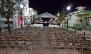 Todo listo para esta noche en la toma de posesión del Alcalde de Hormigueros