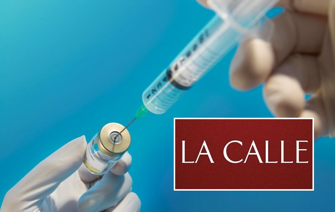 La vacunación tendrá lugar de 8:00 a.m. a 4:00 p.m. (Archivo).