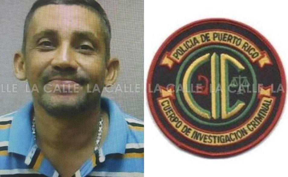 Foto de la ficha de Angel Luis Ramos Ortiz (Suministrada/Policía).