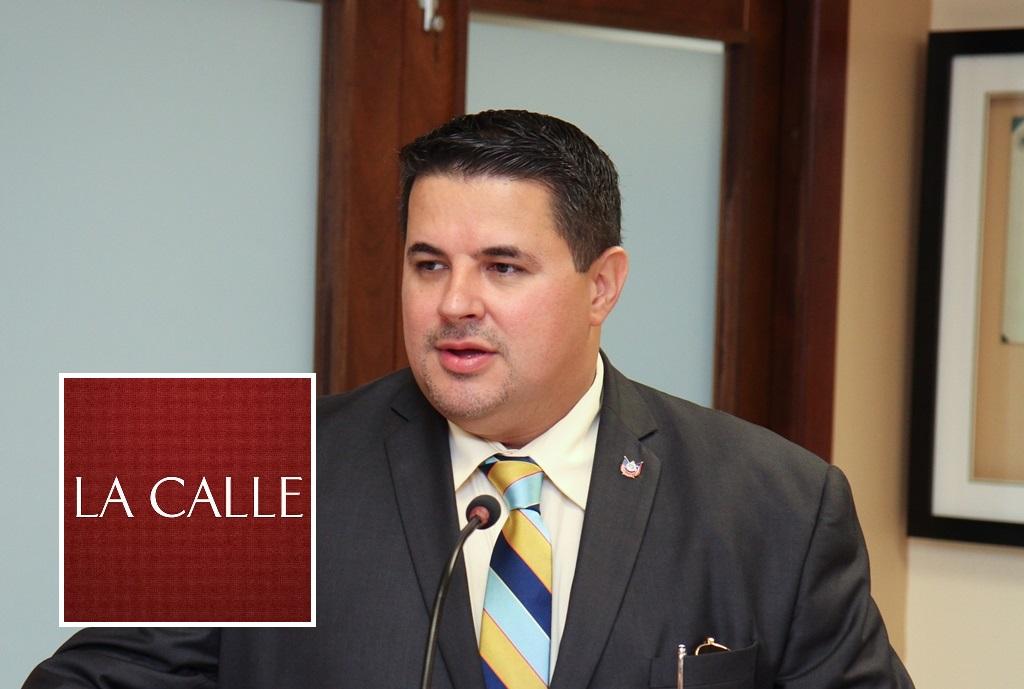 Nelson Ramírez, presidente del Centro Unido de Detallistas (Suministrada).