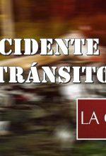 Pareja muere en accidente esta tarde en Las Marías (Adelanto)