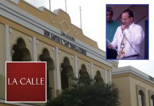 """Intentan """"borrar"""" del recuerdo al exalcalde """"San"""" Padilla en la Casa Alcaldía de Cabo Rojo"""