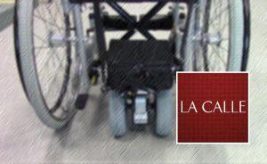 Empujaba la silla de ruedas de su esposa… Matrimonio atropellado anoche en Lajas