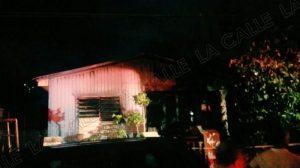 Anciano encamado muere anoche en incendio en Ponce