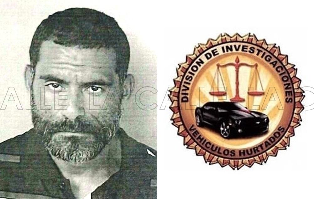 Foto de la ficha de Joel Rodríguez Matos (Suministrada/Policía).