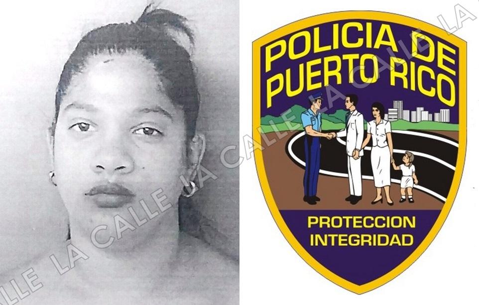 Foto de la ficha de Natasha Rodríguez Cordero (Suministrada/Policía).