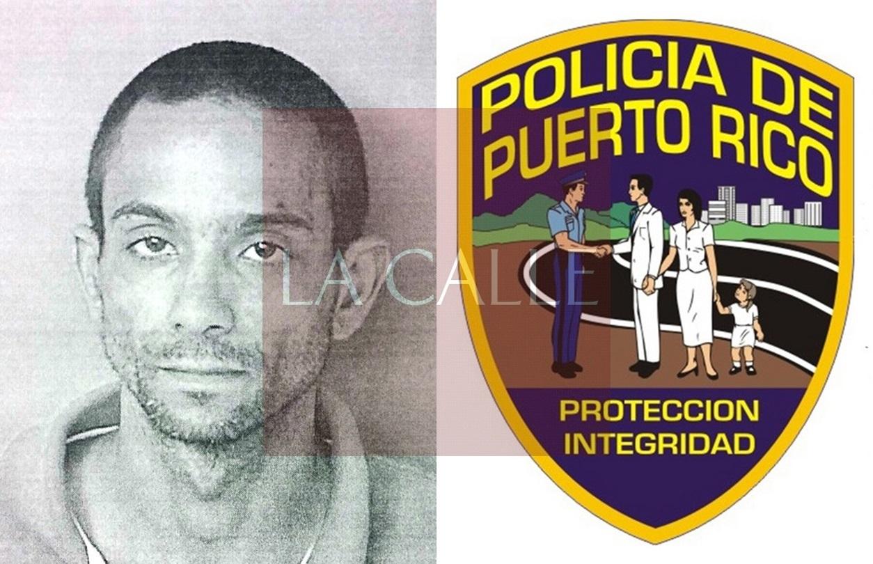 Foto de la ficha de Yamil Ortiz Ruiz (Suministrada/Policía).