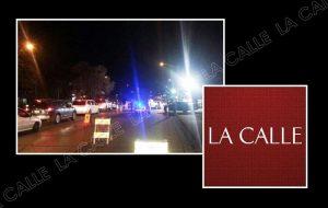 Bloqueos de carreteras durante la Noche de San Juan en Aguadilla y otras partes de la Isla