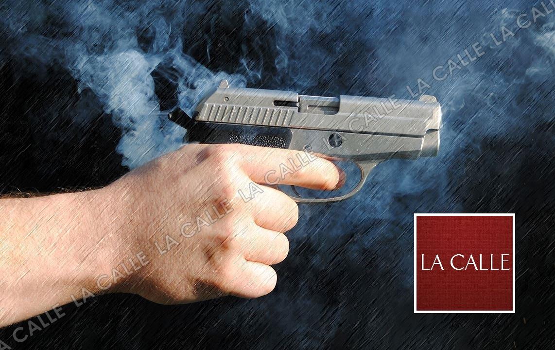 disparos 9mm wm logo
