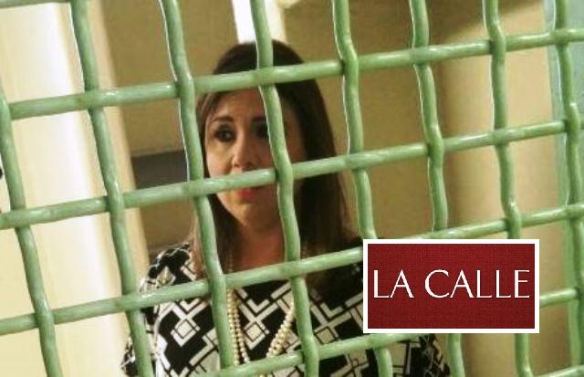 La exsenadora González prestó una fianza de $65 mil (Archivo/LA CALLE Digital).