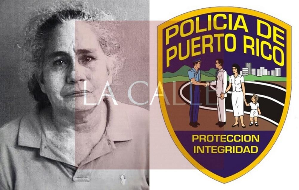 Foto de la ficha de Carmen Carrero Lorenzo (Suministrada/Policía).