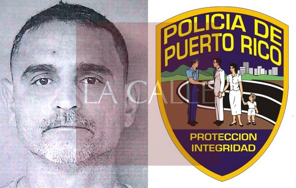 Foto de la ficha de Joselito Reyes Hernández (Suministrada/Policía).