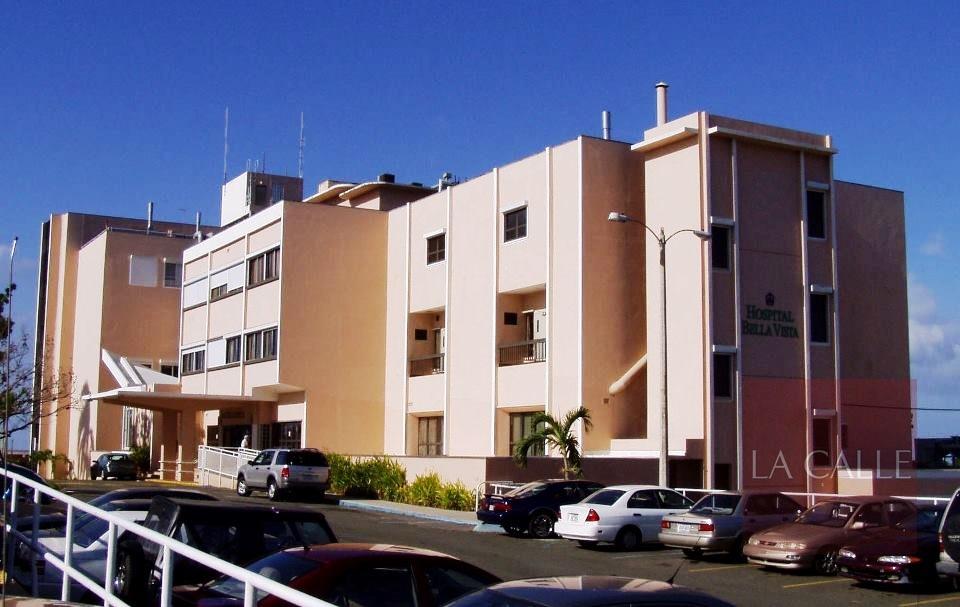 Hospital Bella Vista en el Cerro Las Mesas de Mayagüez (Archivo).