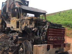 ConWaste preocupada por que se repitan actos de sabotaje contra sus vehículos