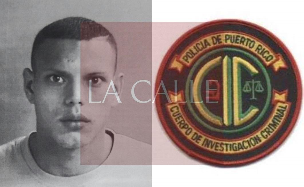 Foto de la ficha de Kyle J. Feliciano Morales (Suministrada/Policía).