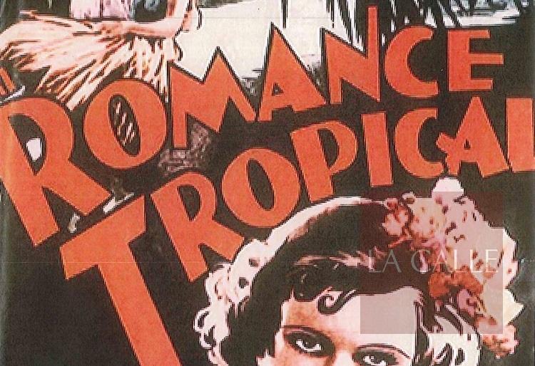 La película Romance Tropical, la primera película sonora puertorriqueña, estuvo perdida por 83 años (Suministrada).