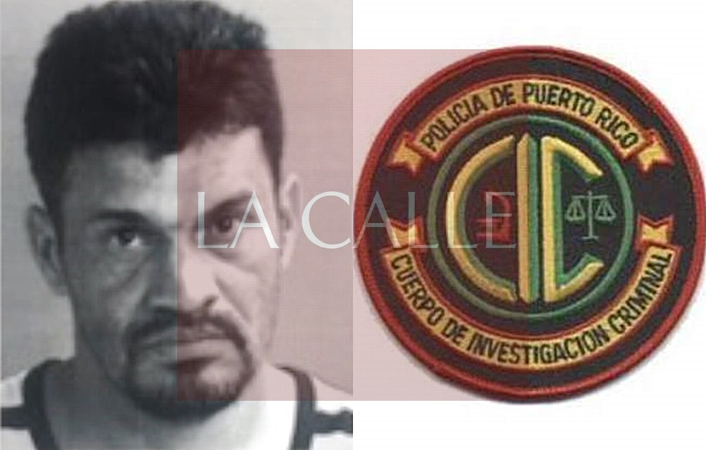 Foto de la ficha de Uroyoán Vale Pabón (Suministrada/Policía).