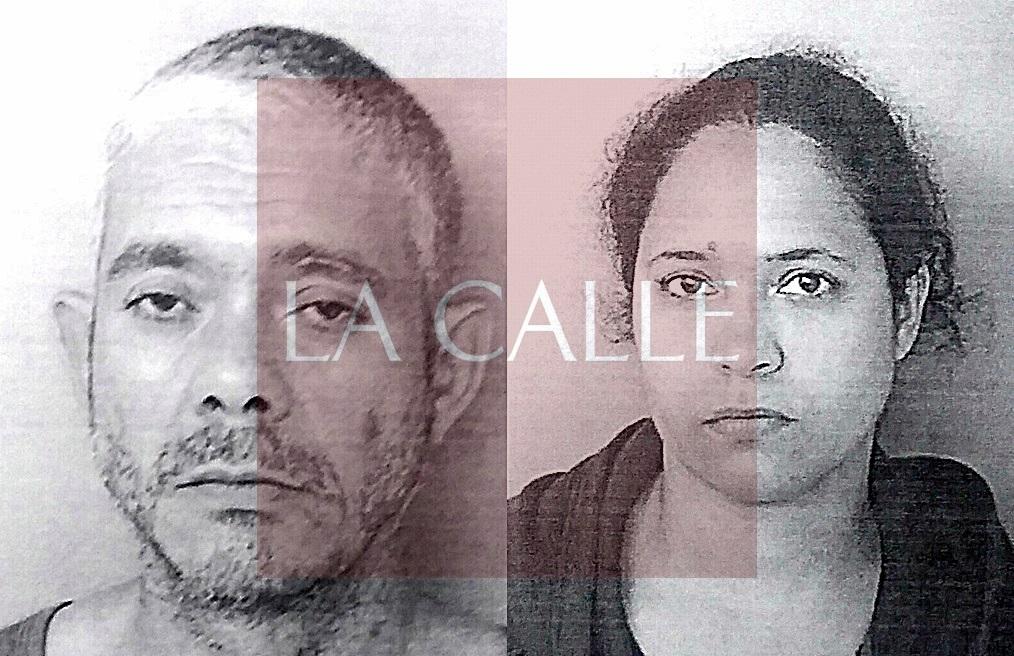 Fotos de las fichas de Wilson Rivera Acosta y María Yvelisse Rivera Barrientos (Suministradas/Policía)