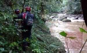 Reanudan búsqueda de menores arrastrados por golpe de agua en Río Guajataca de San Sebastián