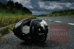 Motociclista muere en accidente hoy en Boquerón