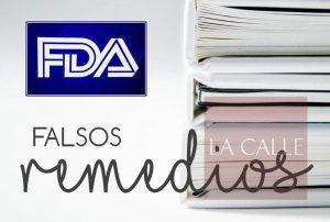 """FDA asegura que productos que afirman """"curar"""" el cáncer son un engaño cruel"""