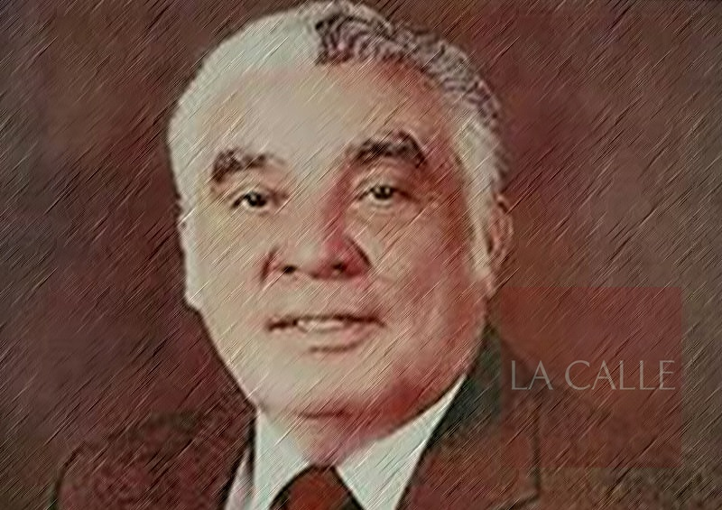 "Don Pedro ""Piro"" Franqui Acosta (1928-2017)."