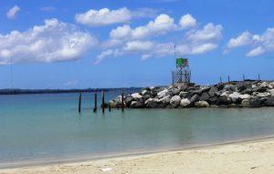 Adolescente impactada por lancha esta tarde en playa Rompeolas de Aguadilla
