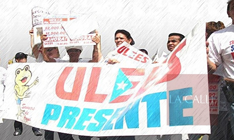 El sindicato alega que los despidos son una excusa para implementar la Ley de Reforma Laboral.