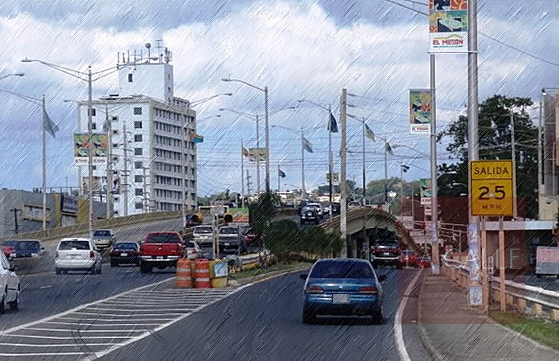 La marcha de Mayagüez partirá desde el Viaducto (Archivo).