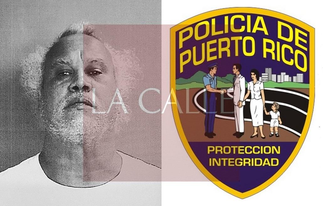 Foto de la ficha de Wilfredo González Concepción (Suministrada/Policía).
