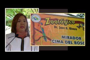 Representante Maricarmen Mas se opone al traslado de animales del Zoológico de Mayagüez