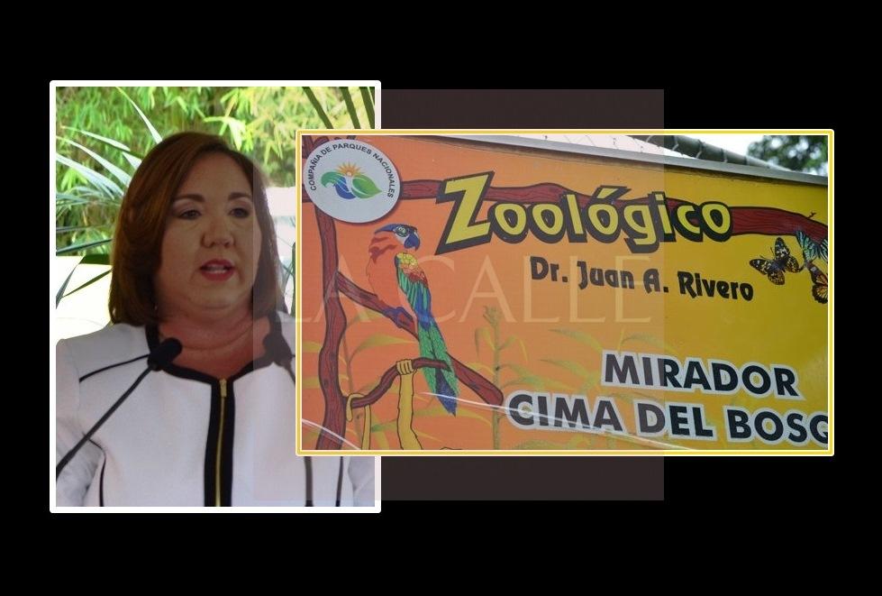 La representante Maricarmen Mas reveló escandalosos hallazgos en el Zoológico de Mayagüez.
