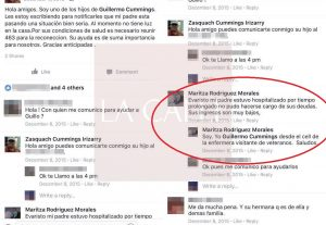 Hasta su teléfono celular llegaron a usar… Maritza confiaba en sus presuntos asesinos