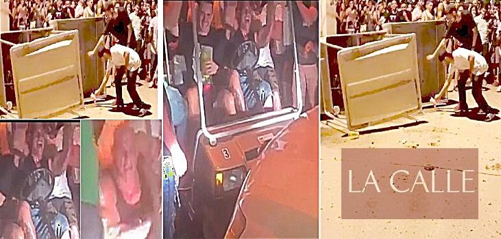 Fotos de los sospechosos (Suministradas/Policía).