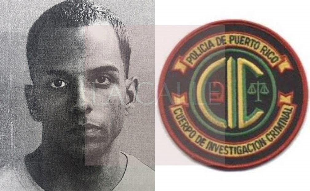 Foto de la ficha de Adiel Burgos Rosa (Suministrada/Policía).