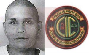 Preso autor de asesinato ocurrido en Añasco