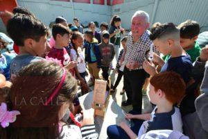 Niños del Oeste participan en campamento de la NASA en el RUM