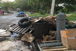Estiman en casi medio millón daños y hurto de propiedad en el UPR de Río Piedras durante la huelga