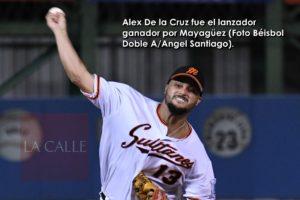 """Mayagüez """"pica al frente"""" ante Cayey en la Semifinal del Béisbol Doble A"""