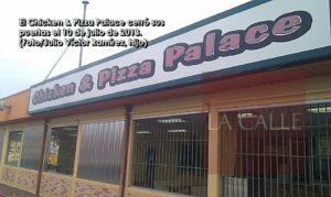 Nostalgia Mayagüezana… 4 años sin el Chicken & Pizza Palace