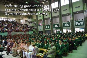 RUM celebra su graduación número 104