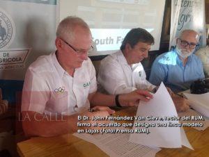 Colegio de Ciencias Agrícolas del RUM reconoce primera Finca Modelo en Lajas