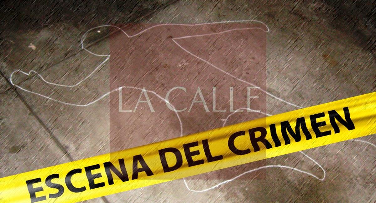 escena del crimen logo la calle