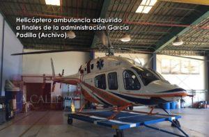 """Guillito pide el """"helicóptero millonario"""" para Mayagüez"""