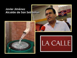 Recogen hasta el agua de lluvia para bajar factura AAA en el Municipio de San Sebastián